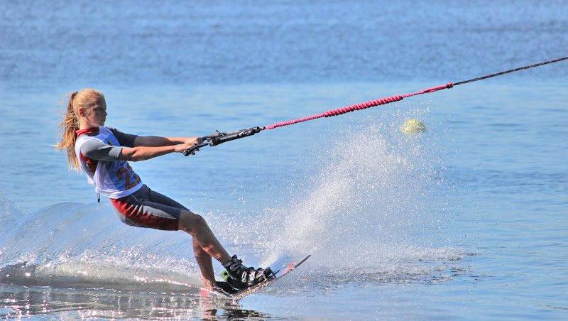Wyciąg do nart wodnych i wakeboardu