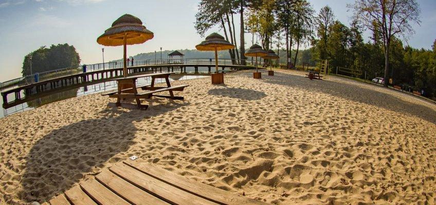 Mysia wyspa, plaże i tramwaje wodne