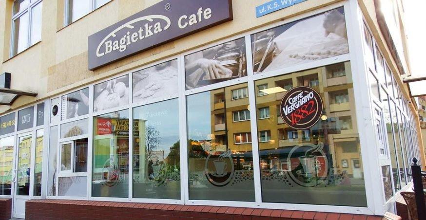 Kawiarnio-Cukiernia Bagietka Cafe