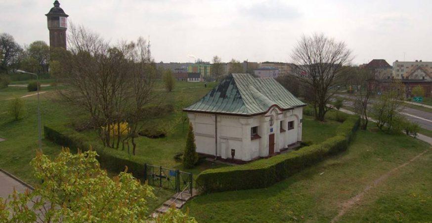 Kościół Ewangelicko – Augsburski Wyznań Niepolskich – Kaplica żydowska