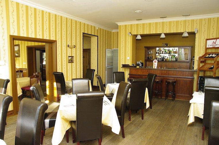 Restauracja Żółty Domek