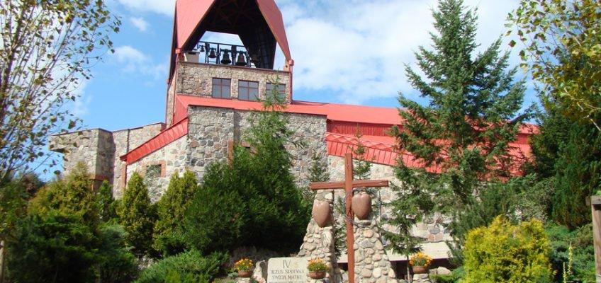 Kalwaria w św. Rozalii w Szczecinku