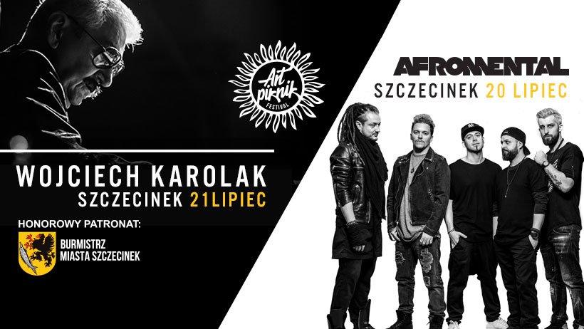 VI Szczecinecki Art Piknik Festiwal 19 – 22.07.2018
