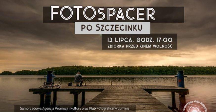 Foto Spacer po Szczecinku – 13.07.2018 godz. 17:00 Zbiórka przed kinem Wolność