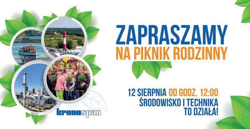 Piknik Rodzinny – 12.08.2018 godz. 12:00