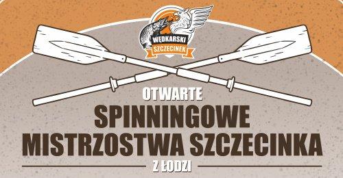 Spinningowe Mistrzostwa Szczecinka 2021!